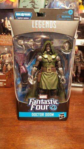 Marvel Legends Fantastic Four Doctor Doom 6 Inch Action Figure BAF *IN STOCK