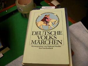 Bücher Waltraud Woeller Deutsche Volksmärchen Belletristik