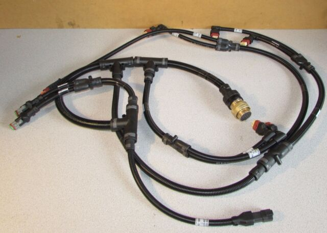 s l640 caterpillar marine engine harness assembly 364 7365 ebay