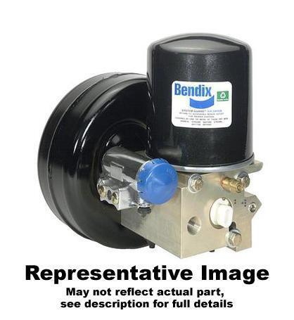 bendix 800383 ad is air dryer 12v for freightliner ebay. Black Bedroom Furniture Sets. Home Design Ideas