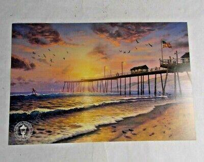 "Thomas Kinkade  /""Serenity Cove/""  6/"" x 4/"" Postcard"