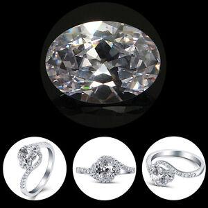 Huge-Unheated-56-66ct-VVS-White-Sapphire-18X25mm-Oval-Cut-AAAA-Loose-Gemstone