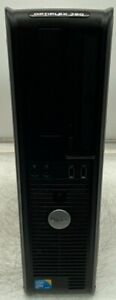 Dell OptiPlex 760 - 2 Duo CPU E8400 @ 3.00GHz - 4GB RAM - Desktop - 22