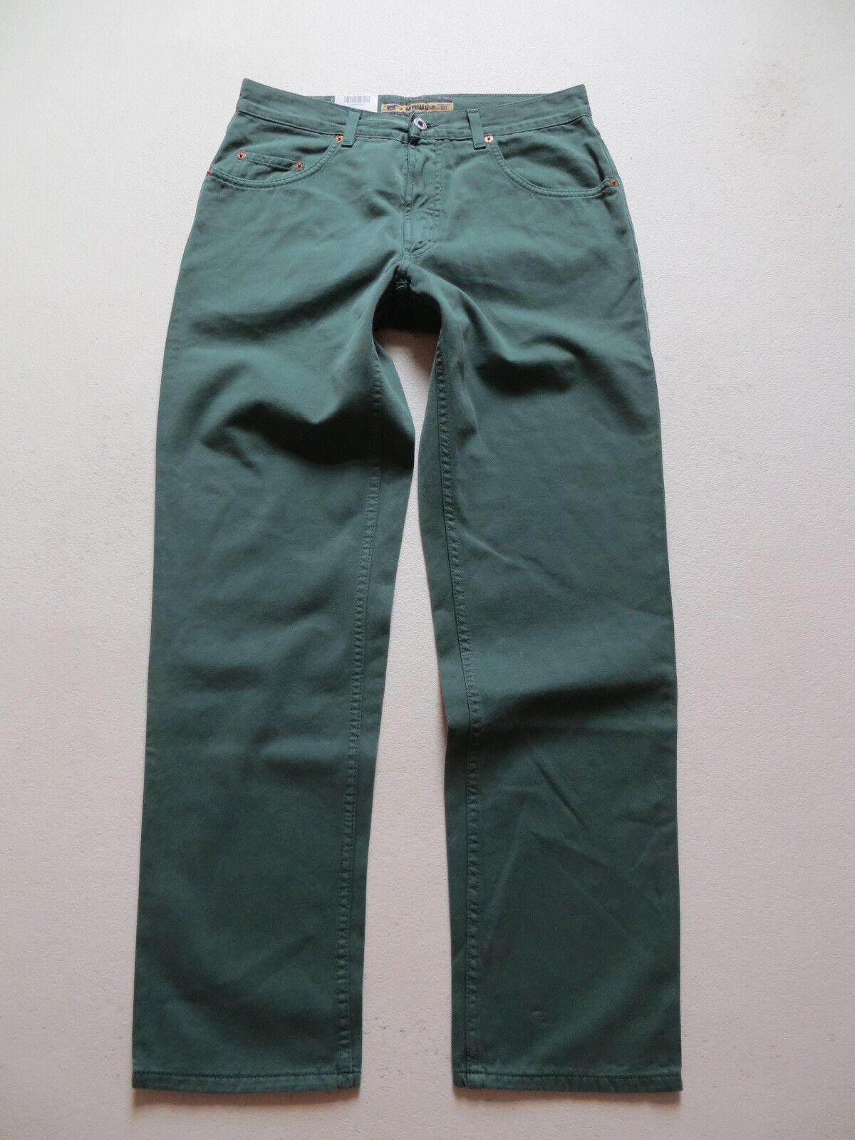 Mustang NEVADA Jeans Hose W 36  L 30 green NEU   green coloured Oldschool Denim