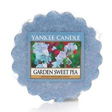 WAX TARTS/MELTS Yankee Candle, Garden Sweet Pea, Wax Tart / Melt, FREE POSTAGE