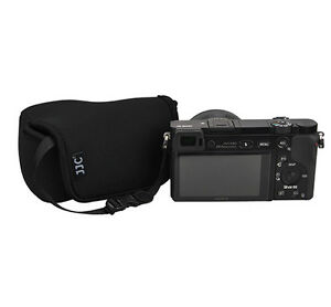 Camera-Pouch-Case-Bag-fits-Sony-A6000-a5100-a5000-a3500-a3000-16-50mm-Lens