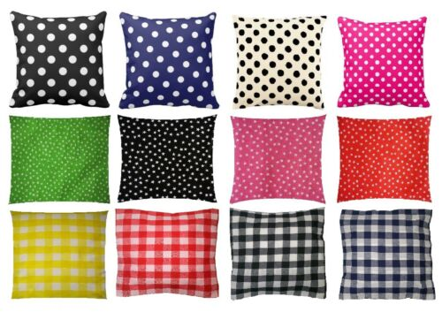 Printed Cotton Cushion Cover All Sizes Available ** Make to Order Sofa Cover **