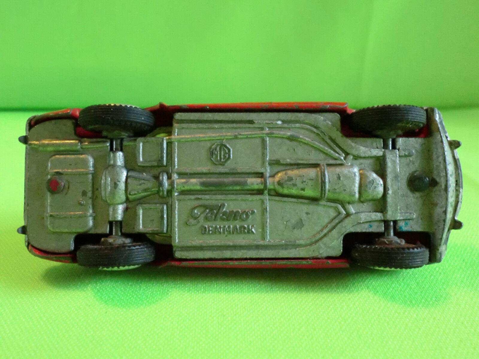 TEKNO TEKNO TEKNO DENMARK  MG  1 43     RARE SELTEN IN GOOD CONDITION 1c62a2