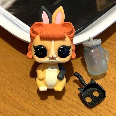 LOL Surprise Pets JITTER CRITTER Series 3 Animals Dolls RABBIT girl gift toy