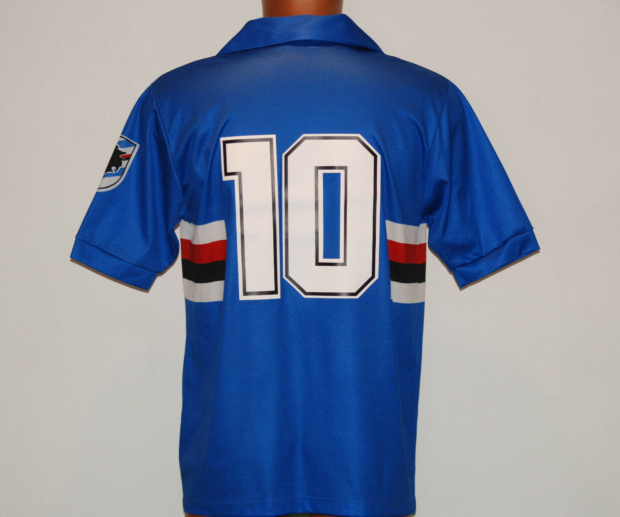Maglia sampdoria MANCINI asics serie A ERG 9192 no match worn player issue