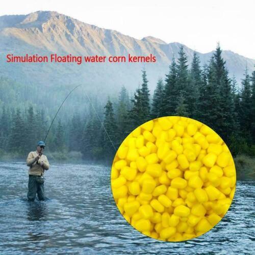 100 Stück Weiche Karpfenfischerköder mit künstlichem Geruch Semi Baits Floa I4T9