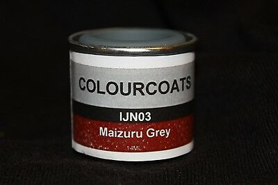 Colorcoats Maizuru Grey  (IJN03)