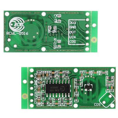 RCWL-0516 Microwave Radar Sensor Switch Module Human Induction Board Detector