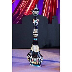 Genie bottle standee arabian theme party decorations for Arabian decoration materials trading