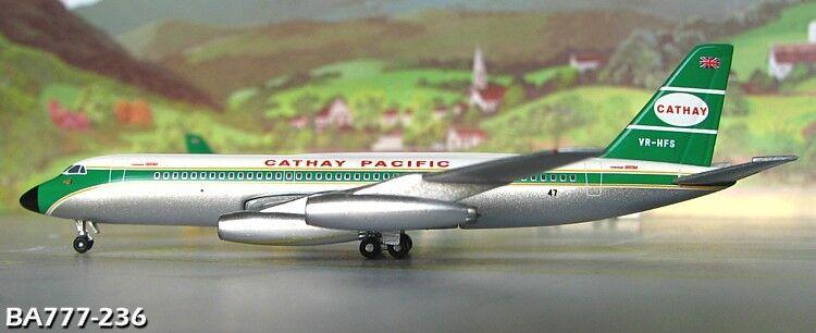 Cathay Pacific CV-880 (VR-HFS), lim. Ed. 480  RARE