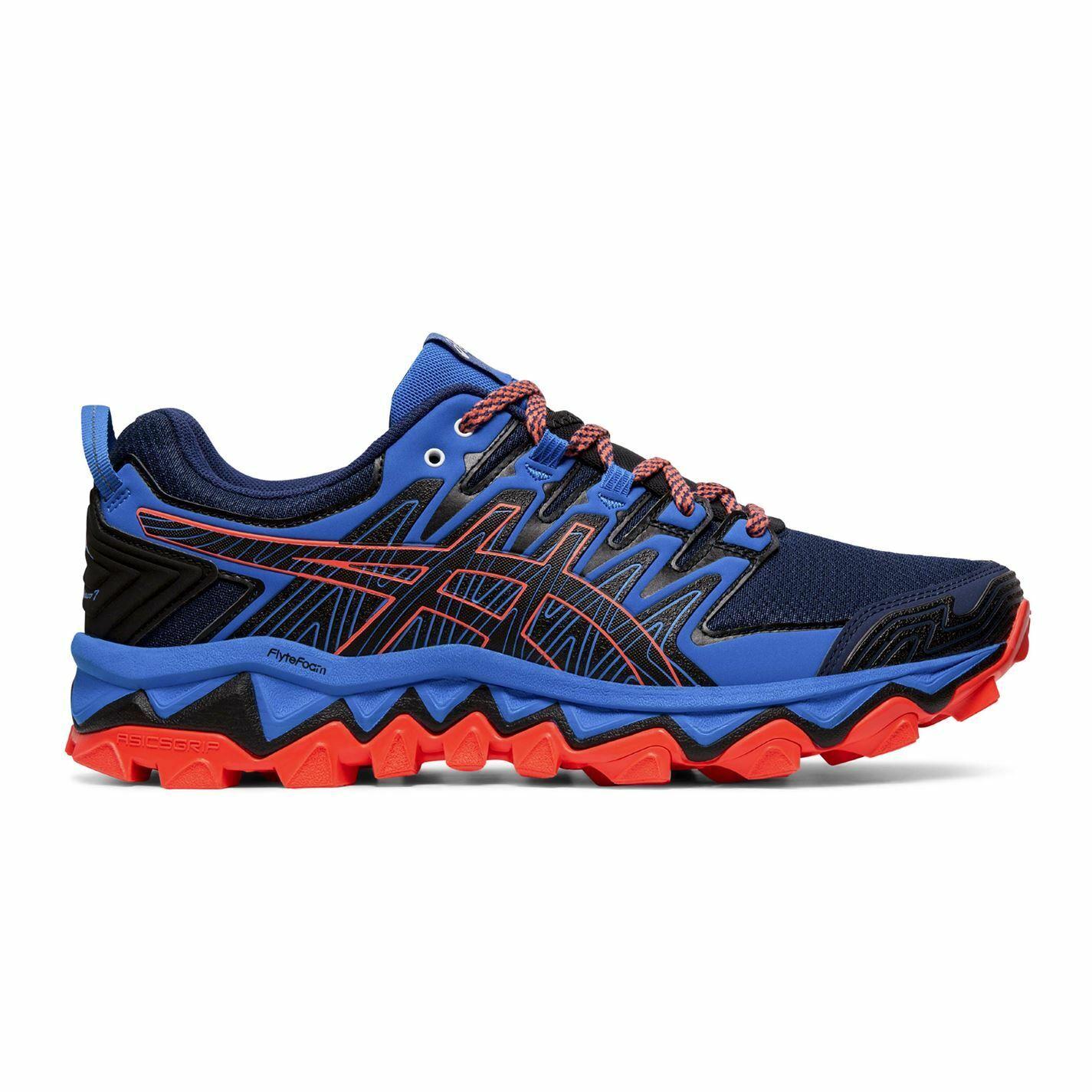 Asics Mens FUJITRABUCO 7 Trail Running schuhe