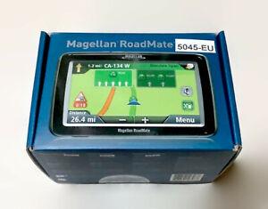 europe map for magellan gps Magellan Roadmate 5045 EU GPS Set Navigation USA/CAN/EUROPE Maps