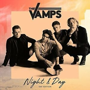 The Vamps Night And Day Day Edition Cd Dvd