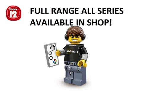 LEGO Video Game Guy SERIE 12 non aperti nuovi di fabbrica sigillata