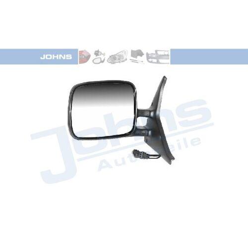 JOHNS 95 66 37-21 AUßENSPIEGEL links schwarz   VW TRANSPORTER T4