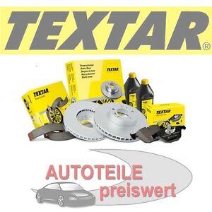 Textar-Discos-de-Freno-240mm-Forros-Delantero-Opel-Corsa-C-con-ABS-hasta-09-2006