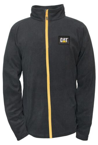 CAT Caterpillar Concord Jacket Mens Full Zip Workwear Fleece