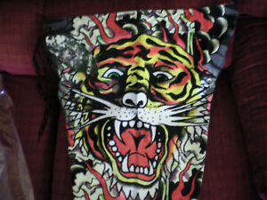 Ed-Hardy-BURNING-TIGER-Board-Shorts-NWT