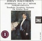 Halvorsen: Symphony No. 1; Nordraakiana Suite (CD, May-1988, Simax)