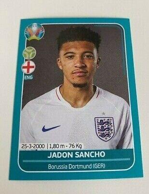 EM 2020 Preview Jadon Sancho Sticker ENG27 England