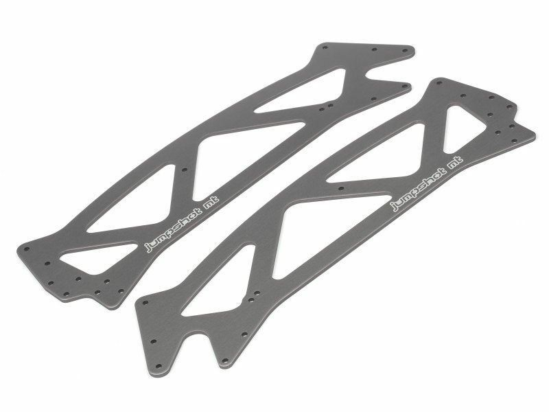 HPI Racing - TVP Main Chassis Set, Jumpshot MT