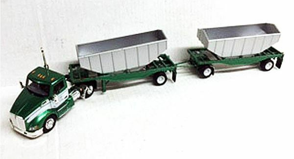 TONKIN 1 53 Scale Valley Farms-Kenwood T680 Day Cab Modèle   BN   14006402