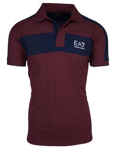 Emporio M S Armani Ea7 Baumwolle L Xxl Polo Xl Shirt Poloshirt Kurzarm qAwOgARdx