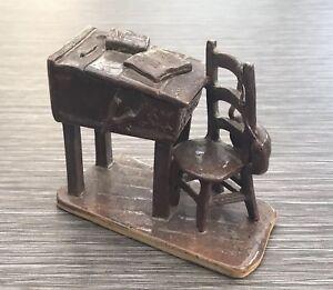 Studio Pottery Old School Desk Chair Rucksack Catapult
