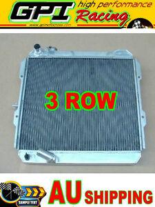 3Rows-Aluminum-Radiator-for-TOYOTA-HILUX-LN85-LN86-2-8L-Diesel-Manual-1988-1995
