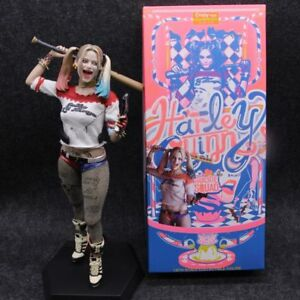 """DC Suicide Squad Harley Quinn 1/6 Scale 12"""" Figure Statue Model Toy New With Box"""