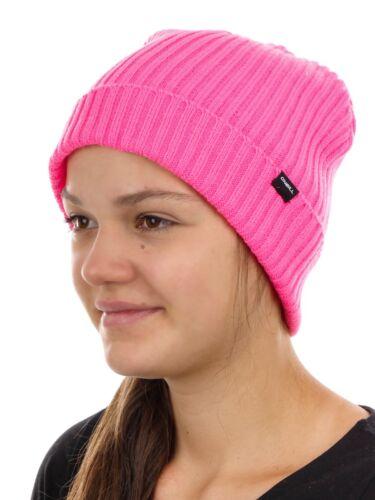 O/'Neill Beanie Strickmütze Wintermütze pink Chamonix Ripstrick warm