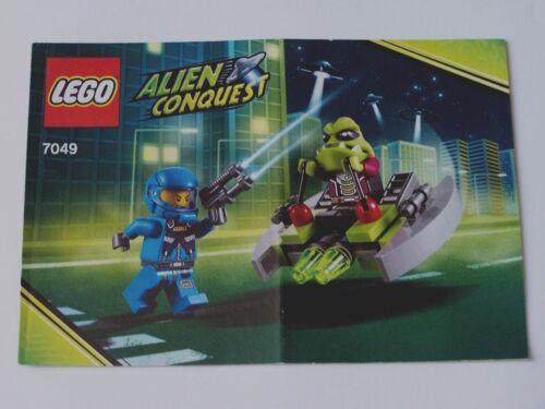 LEGO® Bauanleitung Instruction Nr 7049