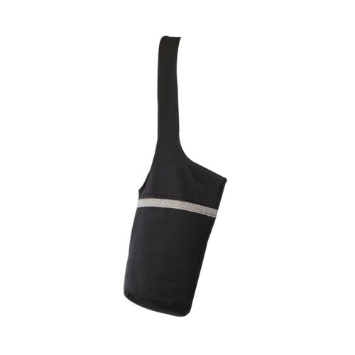 Yoga Mat Bag Adjustable Strap Fitness With Pocket Large Capacity Portable Gym