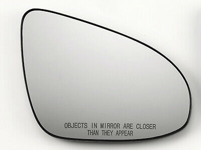 USA Fits 05-09  Mustang Right Pass Convex Mirror Glass Lens w// Adhesive