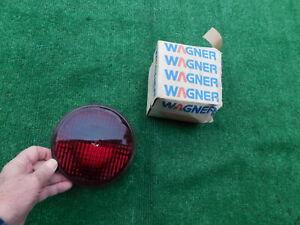 NOS-Wagner-red-spotlight-or-foglight-bulb-4413R-Police-Ambulance-Firetruck-1970