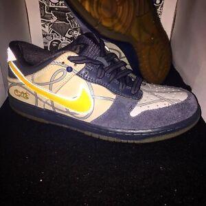 Details about Nike SB Dunk Low BCS3 Cezar Gordo Brazil EMB Size 10 DS BRAND NEW 89/400 RARE