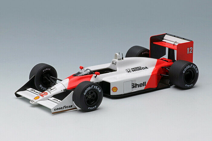 Makeup EIDOLON FE013A 1 43 McLaren Honda MP4  4 japan GP 1988 Win