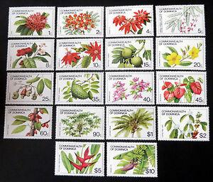 Freimarken-034-Blumen-u-Fruchte-1981-034-Mi-Nr-730-47-I-postfrisch-P0521