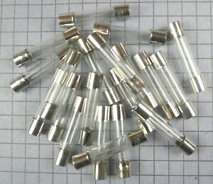 Fuse-6x30mm-Slow-Blow-0-5A-500ma-250V-Glass-15pcs-per-lot