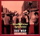 Street Corner Symphonies: The Complete Story of Doo Wop, Vol. 1 (1939-1949) [Digipak] by Various Artists (CD, Apr-2012, Bear Family Records (Germany))