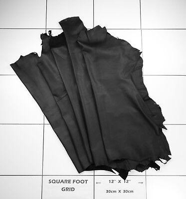 0.6-0.9 mm Burgundy Ideal for Bookbinding Goatskin Skiver Leather 9.5 Sq Ft