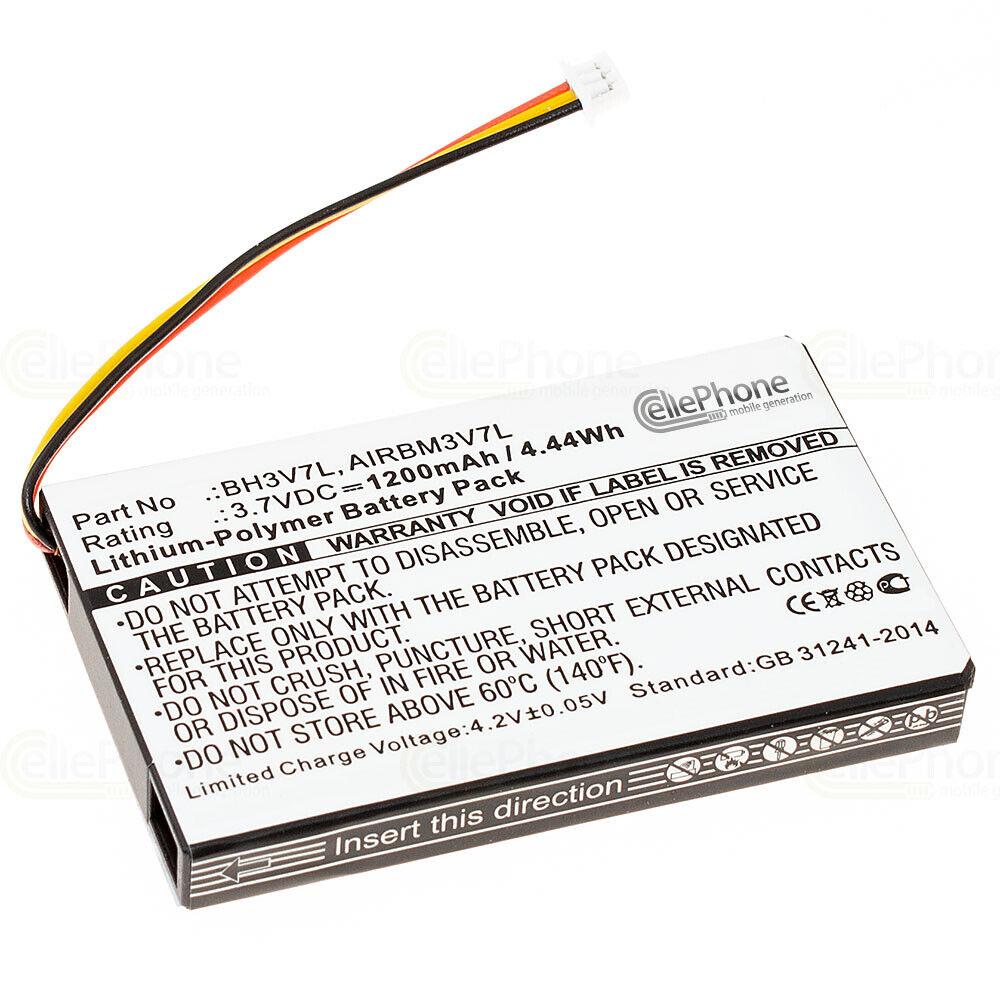 AIRBM3V7L Battery Batterie Accu Akku Li-Polymer für Autec Air A4 A6 A8 BH3V7L