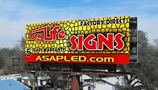Programmable Hd Led Sign Wifioutdoor 10mm 82 X 138 Factory Direct Us Made
