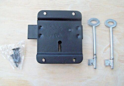 7.6cm X 8.9cm Presse Dead Schlossfalle für Schuppen Gates Türen