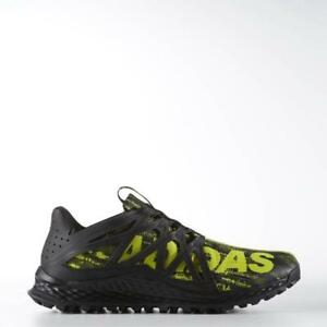 1a01607a5 Image is loading ADIDAS-VIGOR-BOUNCE-TRAIL-RUNNING-BB8380-BLACK-SHOCK-